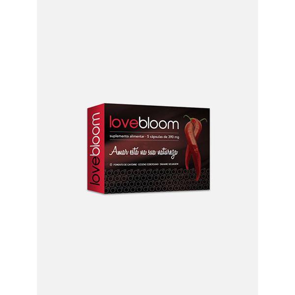 Bloom LoveBloom 5 cápsulas