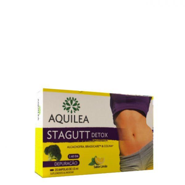 Aquilea Stagutt Detox 20x15ml Ampolas