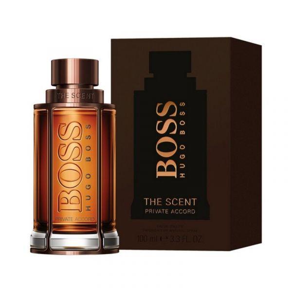 Perfume Homem Hugo Boss Boss the Scent Private Accord Man EDT 100ml ... 825b5db905