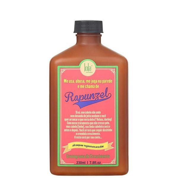 Lola Cosmetics Shampoo Rejuvenescedor Rapunzel 250ml