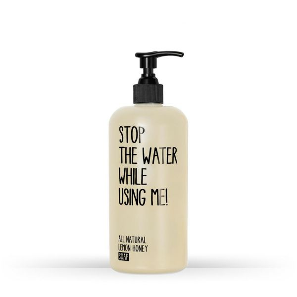 Stop the water while using me! Sabonete Líquido Limão & Mel 200ml