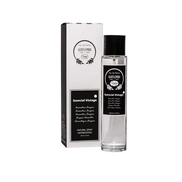 Vintage Perfume Homem Nº 7- Essencial 100ml (Original)