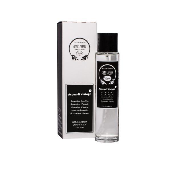 Vintage Perfume Homem Nº 4- Acqua Di 100ml (Original)