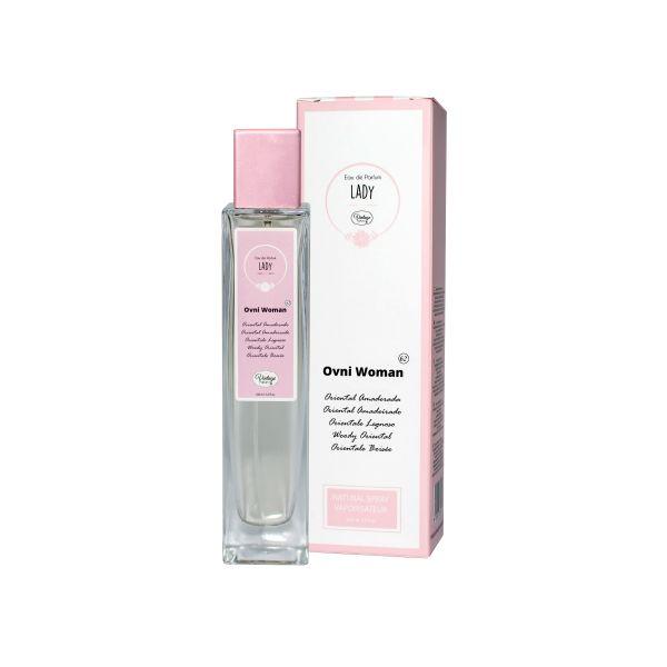 Vintage Perfume Mulher Nº 62- Ovni Woman 100ml (Original)