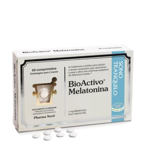 Pharma Nord BioActivo Melatonina 60 Comprimidos