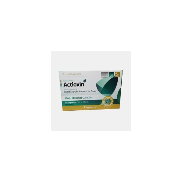 Vegafarma Actioxin 30 ampolas