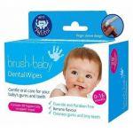 Toalhetes Gengivais Brush-Baby 28 unidades