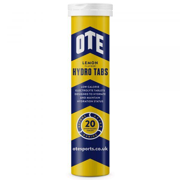 OTE Hydro Tab 20 pastilhas Lemon