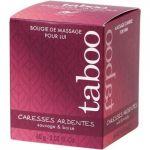 Ruf Taboo Vela de Massagem Plaisir Charnel Aroma Samambaia Natural 60g