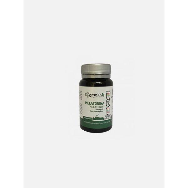 Ecogenetics Melatonina 90 cápsulas