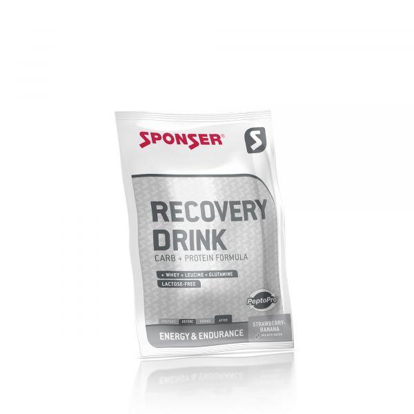 Sponser Recovery Drink 60g Morango-Banana