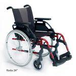 Cadeira de Rodas Manual Breezy Style
