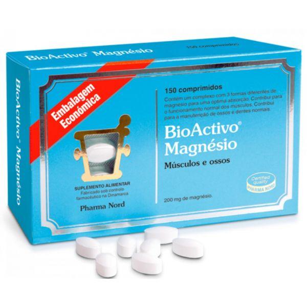 Pharma Nord Bioactivo Magnésio 150 Comprimidos