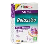 Ortis Relax & Go 30 comprimidos