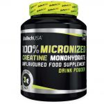 BioTechUSA 100% Micronized Creatina Monohydrate 500g