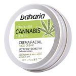 Babaria Creme Facial com Azeite de Cannabis 50ml