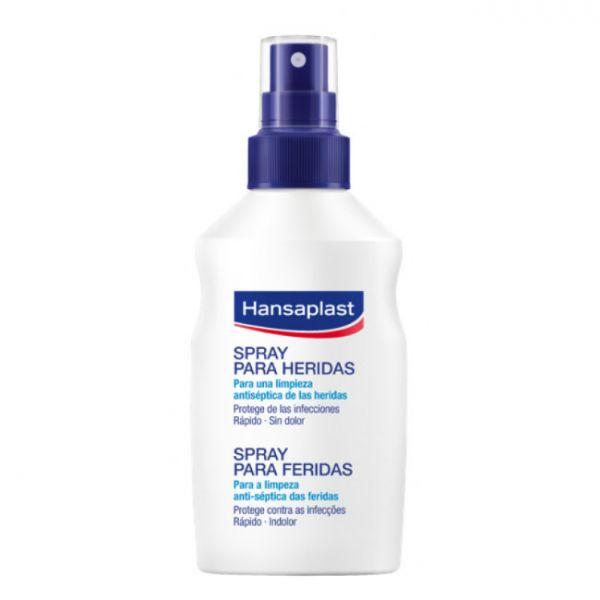 Hansaplast Spray Desinfetante de Feridas 100ml