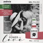 Andreia The Power of Love Verniz de Gel Tom PL1