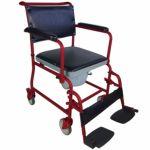 Mobiclinic Cadeira de Banho com Rodas Âncora