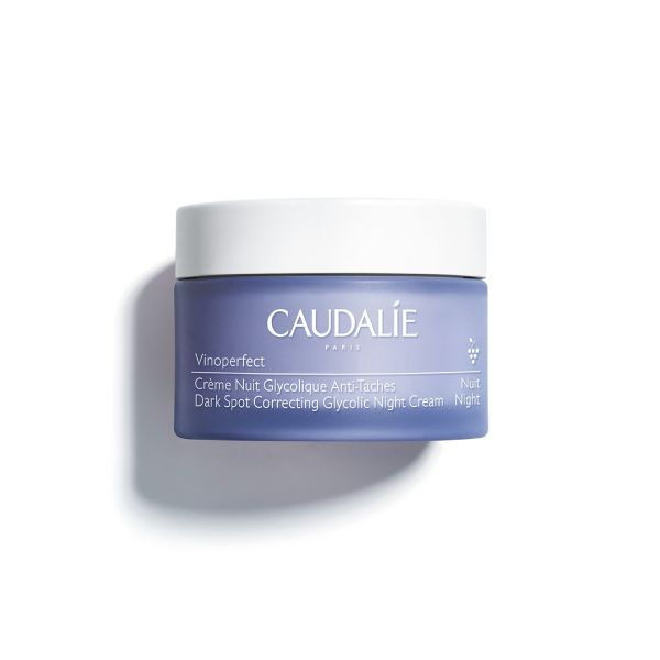 Caudalie Vinoperfect Creme Noite Glicólico Anti Manchas 50ml