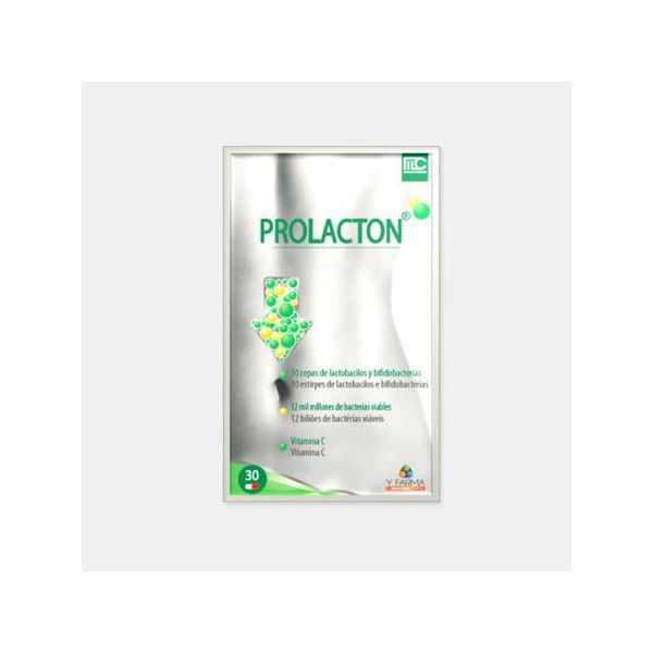 Y-Farma Prolacton 30 Cápsulas