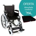 Sensicare Cadeira de Rodas Manual Sensicare (YK9031SKR-45)