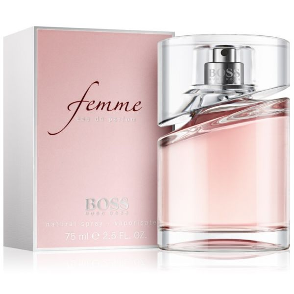 Hugo Boss Boss Femme EDP 75ml (Original)