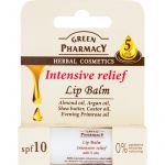 Green Pharmacy Lip Care Bálsamo Hidratante Intensivo SPF 10 3,6g