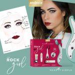 Andreia de Maquilhagem Andreia - You Rock Girl
