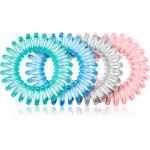 BrushArt Hair Rings Elástico de Cabelo Mix 4 Unidades