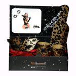 MJ Kit Bondage Fetish Fantasy Leopardo