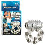 California Anel Vibratório Maximus 10 Stroke Beads