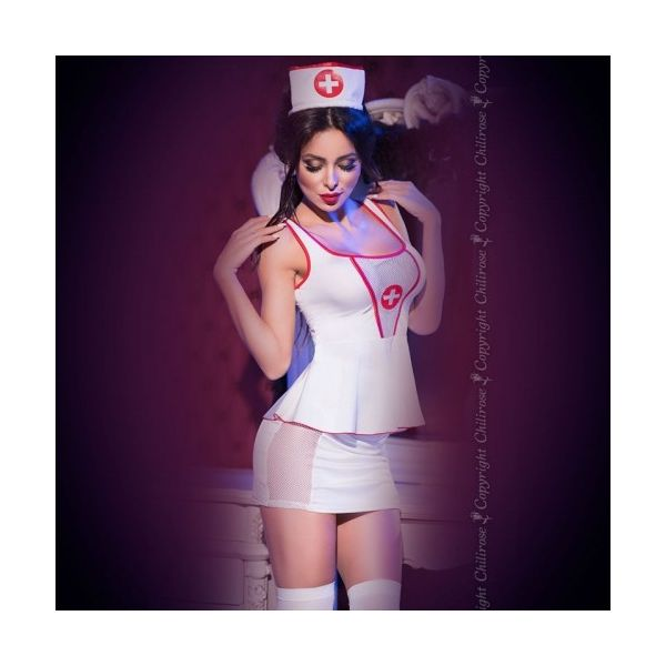 Chilirose Fantasia Enfermeira Sensual - EP4160CR