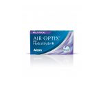 Alcon Lentes Mensais Air Optix Plus Hydraglyde Multifocal 3 Lentes