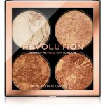 Makeup Revolution Cheek Kit Tom Don't Hold Back 4x2,2g