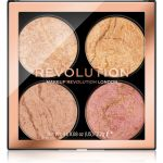 Makeup Revolution Cheek Kit Tom Fresh Perspective 4x2,2g