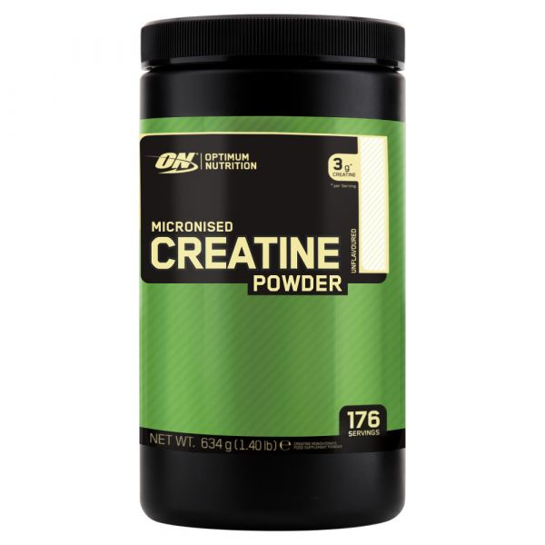 Optimum Micronized Creatine Powder 600g
