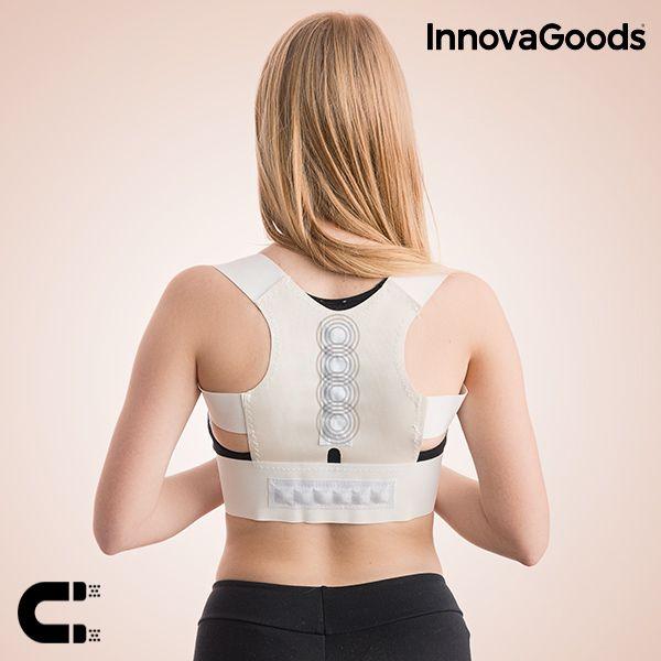 InnovaGoods Corretor de Postura Magnético Armor