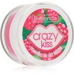 Bielenda Crazy Kiss Raspberry Bálsamo Labial 10g