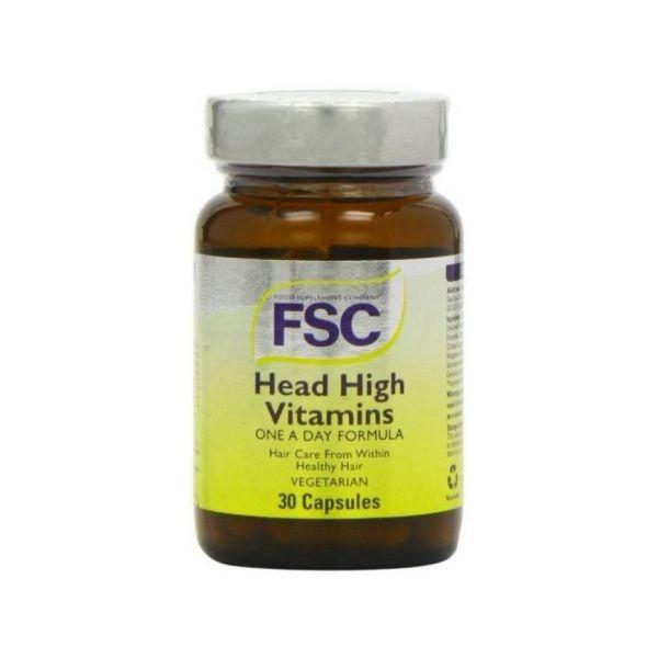 FSC Head High Vitamins 30 cápsulas