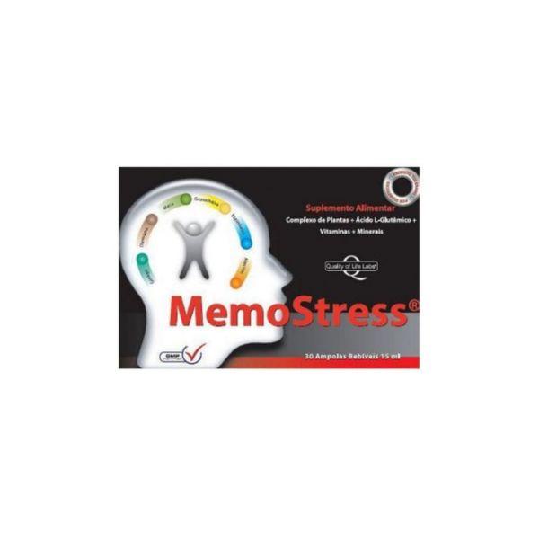 Quality of Life Memostress 30 ampolas