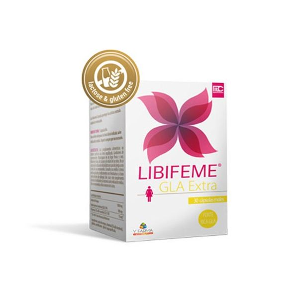 Y-Farma Libifeme GLA Extra 30 cápsulas moles