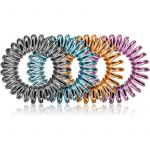 BrushArt Hair Rings Colour Elástico de Cabelo Mix 4un