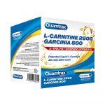 Quamtrax L-Carnitina HCA Plus 20 viales 10ml