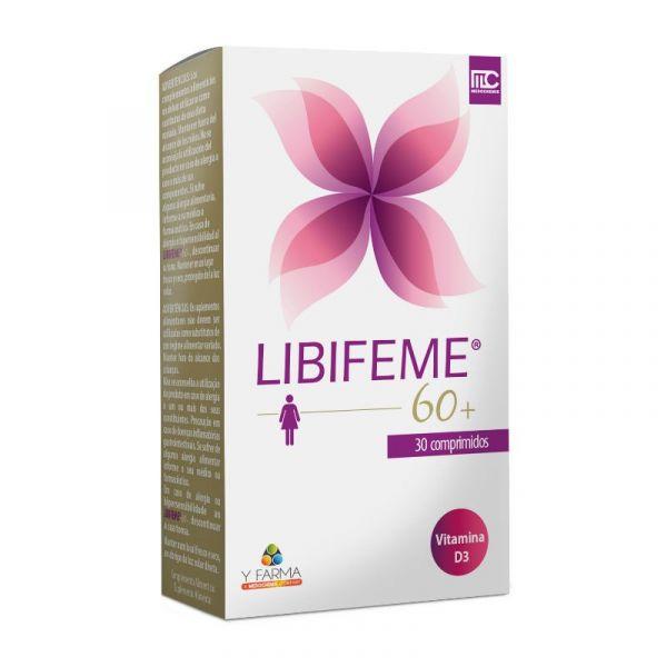 Y-Farma Libifeme 60+ 30 comprimidos