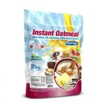 Quamtrax Instant Oatmeal 2000g Caramelo-toffee
