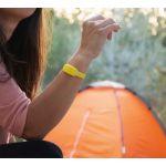 InnovaGoods Pulseira Anti-Mosquitos de Citronela Amarelo
