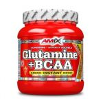 Amix Nutrition Glutamina + BCAA 300g Frutas do Bosque