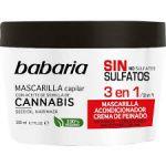 Babaria Máscara Capilar Cannabis 3 em 1 200ml