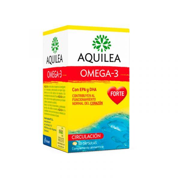 Aquilea Omega 3-90 Capsules Container Savings